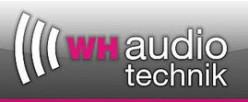 Logo WH Audiotechnik
